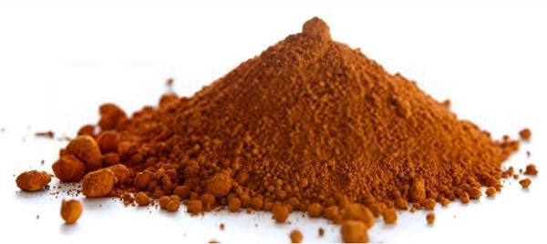 رنگدانه یا پیگمنت ضدخوردگی اکسید آهن(اُخرایی)